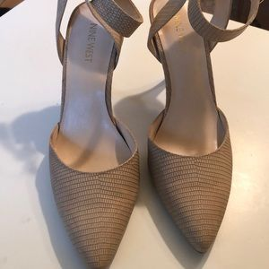 Nine West heels - Sz 8.5